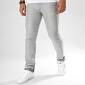 /achat-pantalons-carreaux/classic-series-pantalon-1207-blanc-gris-161889.html
