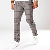 /achat-pantalons-carreaux/classic-series-pantalon-carreaux-1206-beige-noir-161891.html