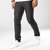 /achat-pantalons-carreaux/classic-series-pantalon-carreaux-1206-gris-anthracite-bleu-marine-161896.html