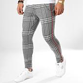/achat-pantalons-carreaux/black-needle-pantalon-carreaux-f2511-gris-noir-rouge-162002.html
