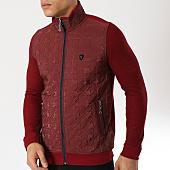 /achat-vestes/classic-series-veste-zippee-f83-bordeaux-162006.html