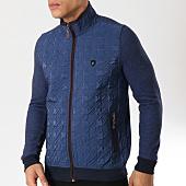 /achat-vestes/classic-series-veste-zippee-f83-bleu-marine-162007.html