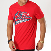 /achat-t-shirts/jack-and-jones-tee-shirt-logo-rouge-161937.html
