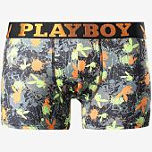 /achat-boxers/playboy-boxer-graffiti-noir-orange-161957.html