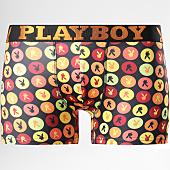 /achat-boxers/playboy-boxer-pop-noir-jaune-161959.html