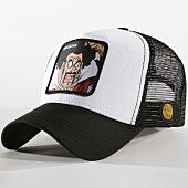 /achat-trucker/dragon-ball-z-casquette-trucker-satan-blanc-noir-162036.html