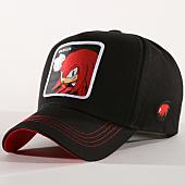 /achat-casquettes-de-baseball/sonic-the-hedgehog-casquette-knuckles-noir-162049.html