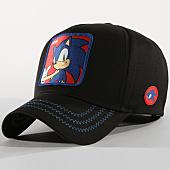 /achat-casquettes-de-baseball/sonic-the-hedgehog-casquette-sonic-noir-162051.html