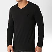 /achat-t-shirts-manches-longues/guess-tee-shirt-manches-longues-m91i31-j1300-noir-162107.html