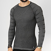 /achat-pulls/paname-brothers-pull-108-gris-anthracite-chine-162261.html
