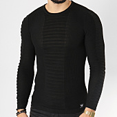 /achat-pulls/paname-brothers-pull-106-noir-162275.html