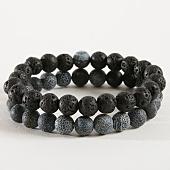 /achat-bracelets/california-jewels-lot-de-2-bracelets-b939-noir-bleu-162347.html