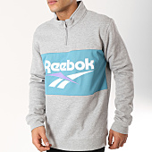 /achat-sweats-col-zippe/reebok-sweat-col-zippe-classic-vector-dx3886-gris-chine-162467.html