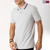 /achat-polos-manches-courtes/tommy-hilfiger-jeans-polo-manches-courtes-classics-stretch-5509-gris-chine-162488.html