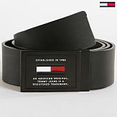 /achat-ceintures/tommy-hilfiger-jeans-ceinture-branded-4275-noir-162566.html