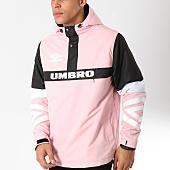 /achat-vestes/umbro-veste-outdoor-heritage-689490-60-rose-noir-blanc-162547.html