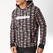 /achat-sweats-capuche/umbro-sweat-capuche-heritage-689440-60-noir-rose-162552.html