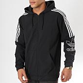 /achat-vestes/adidas-veste-zippee-capuche-outline-dx3853-noir-162647.html