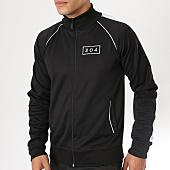 /achat-vestes/304-clothing-veste-zippee-avec-bandes-storm-noir-162747.html