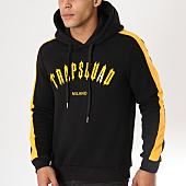/achat-sweats-capuche/uniplay-sweat-capuche-avec-bandes-g032-noir-162791.html