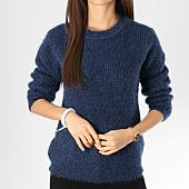 /achat-pulls/vero-moda-pull-femme-glassy-bleu-marine-162712.html