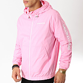 /achat-coupe-vent/calvin-klein-coupe-vent-hooded-zip-0361-rose-162889.html