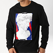 /achat-sweats-col-rond-crewneck/jeune-riche-sweat-crewneck--rich-world-noir-162869.html