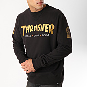 /achat-sweats-col-rond-crewneck/thrasher-sweat-crewneck-47-brand-jet-san-francisco-giants-noir-dore-162951.html