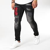/achat-jeans/john-h-jean-slim-75420-noir-163065.html
