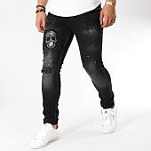 /achat-jeans/john-h-jean-slim-75400-noir-163069.html