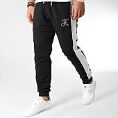 /achat-pantalons-joggings/final-club-pantalon-jogging-premium-avec-bandes-et-broderie-155-noir-163258.html