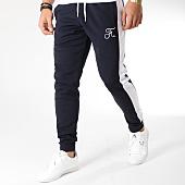 /achat-pantalons-joggings/final-club-pantalon-jogging-premium-avec-bandes-et-broderie-156-bleu-marine-163259.html