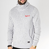 /achat-sweats-col-zippe/jack-and-jones-sweat-col-amplified-logan-gris-chine-163273.html