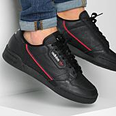 /achat-baskets-basses/adidas-baskets-continental-80-g27707-core-black-scarlet-collegiate-navy-163444.html