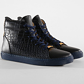 /achat-baskets-montantes/classic-series-baskets-261-black-navy-163464.html