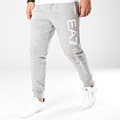 /achat-pantalons-joggings/ea7-pantalon-jogging-8nppc3-pj05z-gris-chine-blanc-163553.html