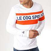 /achat-sweats-col-rond-crewneck/le-coq-sportif-sweat-crewneck-saison-n3-1911306-blanc-rouge-bleu-marine-163525.html