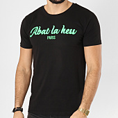 /achat-t-shirts/ohmondieusalva-tee-shirt-abat-la-hess-logo-noir-vert-163489.html