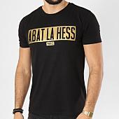/achat-t-shirts/ohmondieusalva-tee-shirt-abat-la-hess-box-logo-noir-dore-163532.html