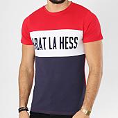 /achat-t-shirts/ohmondieusalva-tee-shirt-abat-la-hess-logo-alternate-tricolore-bleu-marine-blanc-rouge-163539.html