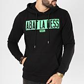 /achat-sweats-capuche/ohmondieusalva-sweat-capuche-abat-la-hess-box-logo-noir-vert-163544.html