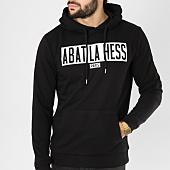 /achat-sweats-capuche/ohmondieusalva-sweat-capuche-abat-la-hess-box-logo-noir-blanc-163545.html