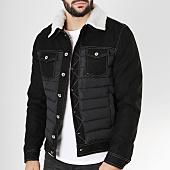 /achat-vestes/uniplay-veste-col-mouton-t01801-noir-163500.html