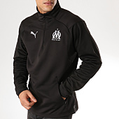 /achat-sweats-col-zippe/puma-sweat-col-zippe-om-training-753989-noir-163633.html