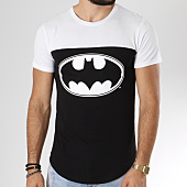 /achat-t-shirts-longs-oversize/batman-tee-shirt-oversize-logo-noir-blanc-163705.html