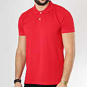/achat-polos-manches-courtes/esprit-polo-manches-courtes-999ee2k803-rouge-163697.html