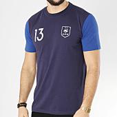 /achat-t-shirts/fff-tee-shirt-player-kante-n13-bleu-marine-163737.html