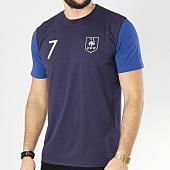 /achat-t-shirts/fff-tee-shirt-player-n7-griezmann-bleu-marine-163740.html