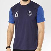 /achat-t-shirts/fff-tee-shirt-player-pogba-n6-bleu-marine-163742.html