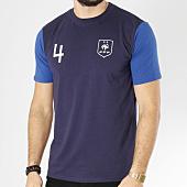/achat-t-shirts/fff-tee-shirt-player-n4-varane-bleu-marine-163743.html
